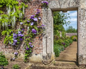 PRIVATE WALLED GARDEN TOUR*