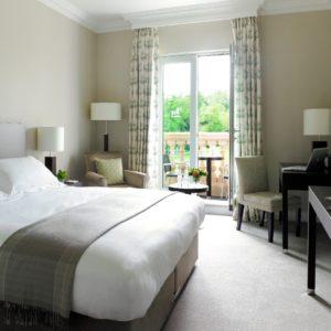 Bowood Hotel Luxury Double Room