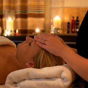 Pre-wedding massage, Queenwood Lodge, Bowood