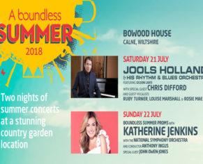 Jools Holland & Katherine Jenkins