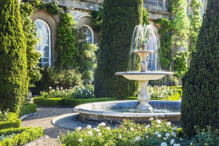 Bowood House Gardens in Wiltshire