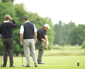 St. George's Day Golf Competition