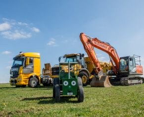 Tractor Ted Diggers & Dumpers Weekend