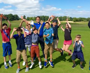 Easter Junior Golf Camps