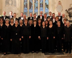 Avebury Vocal Ensemble Concert with Sir Peter Beale