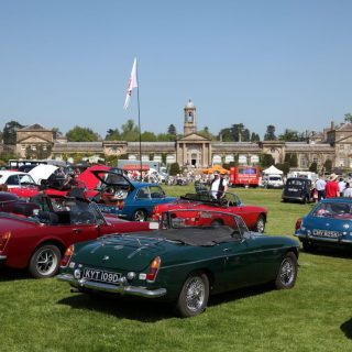 Bowood Classic Car & Motorcycle Show