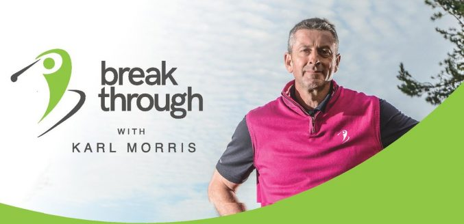 Breakthrough Your Golf Workshop with Karl Morris at Bowood