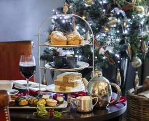 Festive Afternoon Tea - December 2019