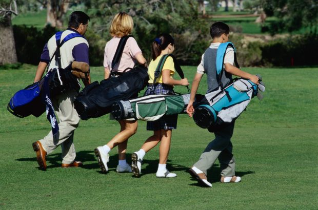 The Year of Golf at Bowood – Breaking Down Barriers