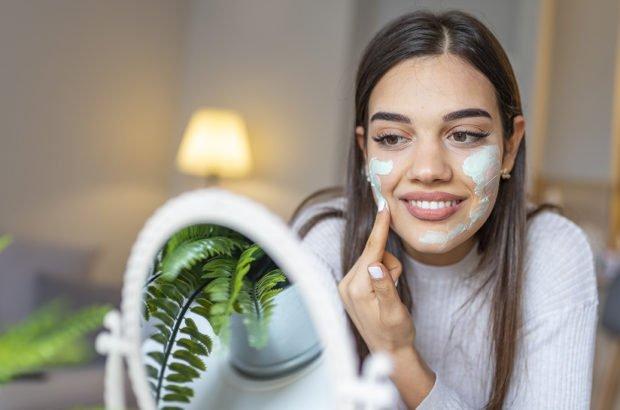 DIY Brightening Facial