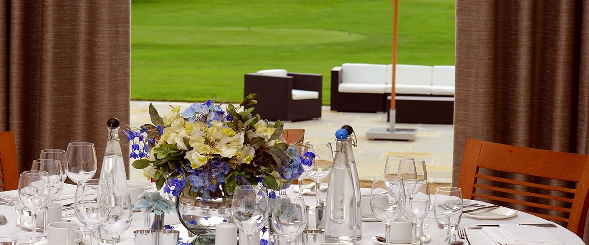 Private Events at Bowood Resort