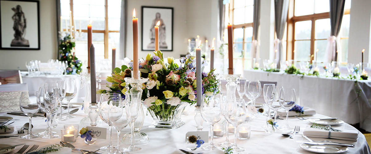 Wedding Function Rooms at Bowood