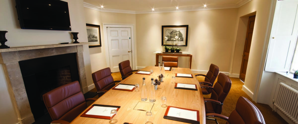 Meetings and Conferencing at Bowood