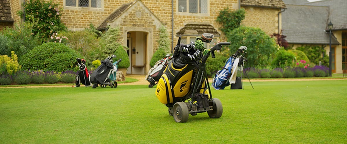 Corporate Golf Days at Bowood