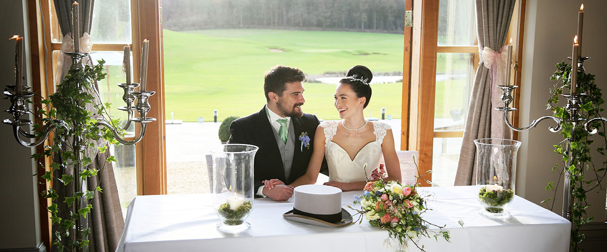 Wedding Packages at Bowood