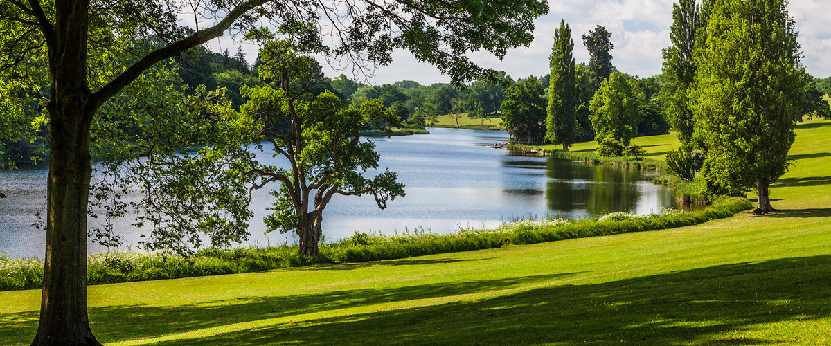 Bowood's Capability Brown Landscape