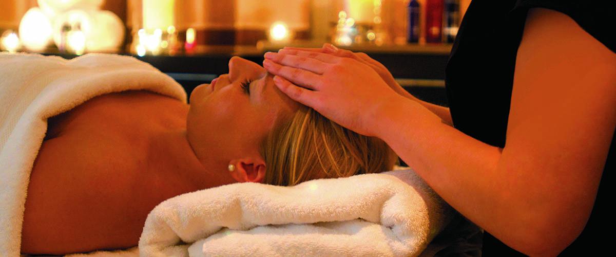 Spa treatments at Bowood