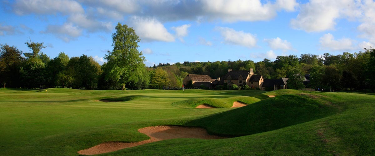 Bowood Golf Course, Wiltshire