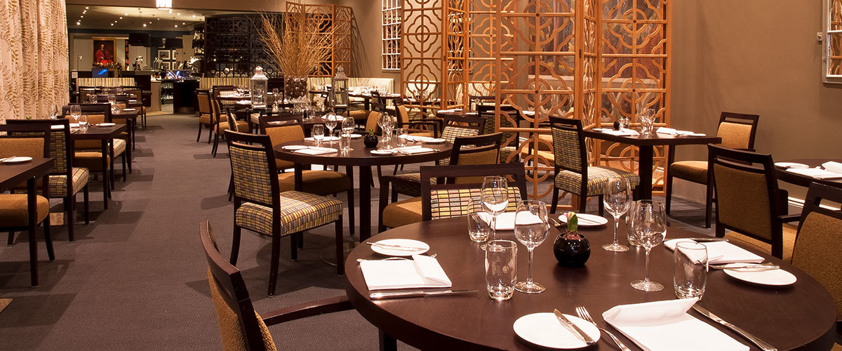 Shelburne Restaurant, Contemporary Dining Bowood, Wiltshire